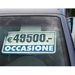 """PANNELLO PORTA PREZZI """"OCCASIONE"""""""