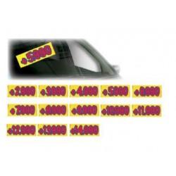 Sticker Prezzo