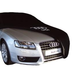 Coperta macchina con logo dell'azienda