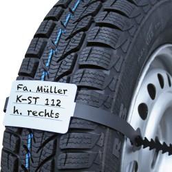 Etichettatura pneumatici in PVC