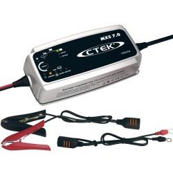 Carica batterie CTEK 12V, 0,8A per MOTO