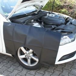 Coperta parafango per auto con magnete